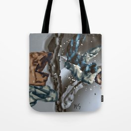 Carried Through a Drift Tote Bag