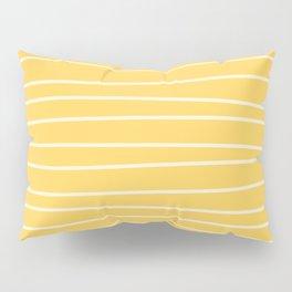 Sunshine Brush Lines Pillow Sham