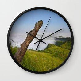 Oman Salalah 2 Wall Clock