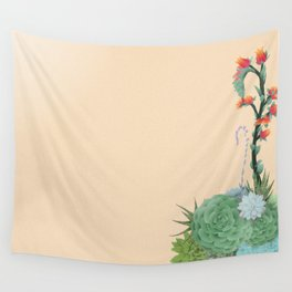 Beauty Lies in Sand Wall Tapestry