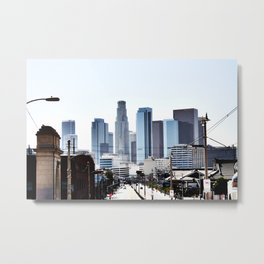 Love Angeles Metal Print