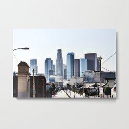 Love Angeles Metal Print