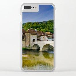 Saint-Ursanne Clear iPhone Case