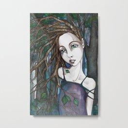 Tree People 1 Metal Print