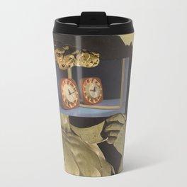 95. Metal Travel Mug