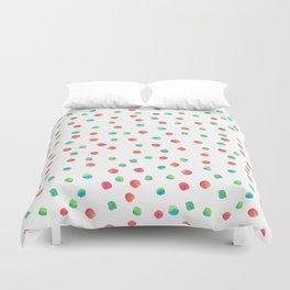 Happy Dots Duvet Cover