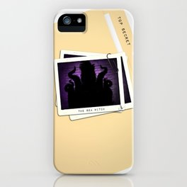 """The Sea Witch"" Mugshot iPhone Case"
