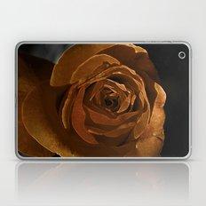 september gold Laptop & iPad Skin
