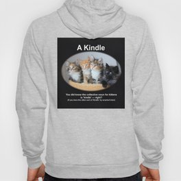 A Kindle of Kittens Hoody