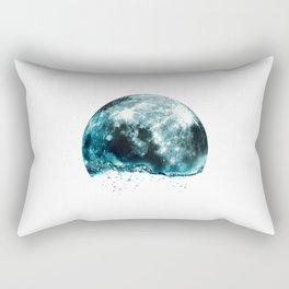 lunar water Rectangular Pillow