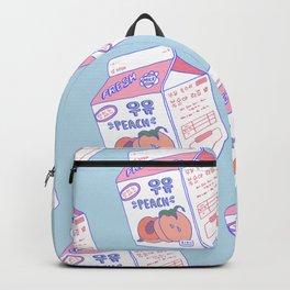 Peach Milk Backpack
