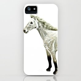 Old Horse iPhone Case