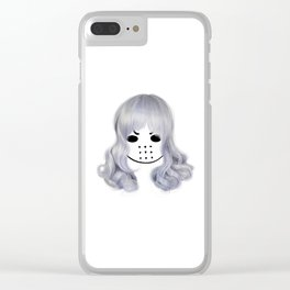 Cute Jason Clear iPhone Case