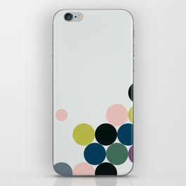 cluster || chill iPhone Skin