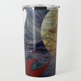 Moonrise (Dark) Travel Mug
