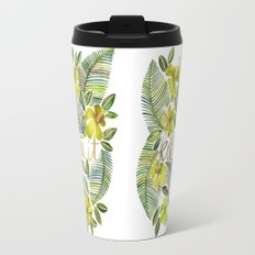 Killin' It – Tropical Yellow Travel Mug