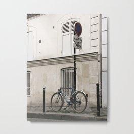 montmartre pt 1 Metal Print