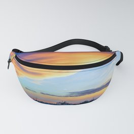 Stormy Sunset Fanny Pack