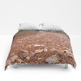 Frosty Forest Trail Comforters