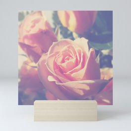 Shy Rose Mini Art Print