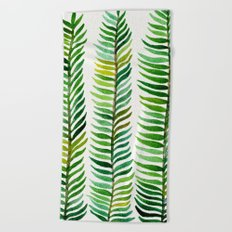 Seaweed Beach Towel