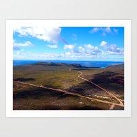 Frenchman Peak, Western Australia (P2098411) Art Print