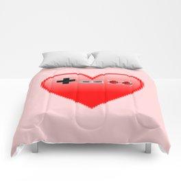Gamer lover Comforters
