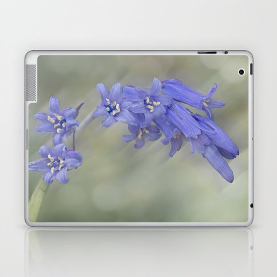 Bluebell Laptop & iPad Skin