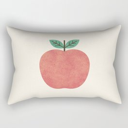 Apple my apple Rectangular Pillow