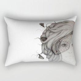 Mayfly Rectangular Pillow