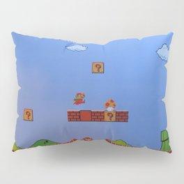 Mario Likes A Mushroom Pillow Sham