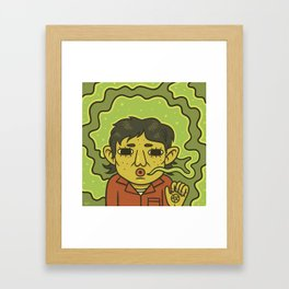Richie Ramirez Framed Art Print