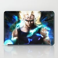 vegeta iPad Cases featuring Majin Vegeta real style by Shibuz4