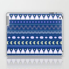 patterns moon Laptop & iPad Skin