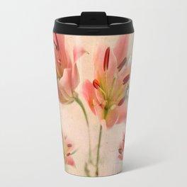 Hidden under the flowers Travel Mug