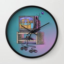 Childhood's dream Wall Clock