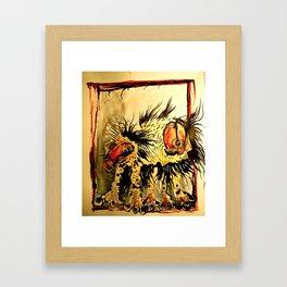 Chupa Framed Art Print
