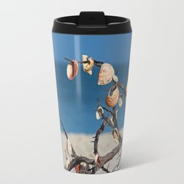 Echoes in the Wind Travel Mug