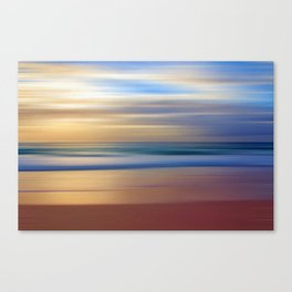 MARINE MAGIC Canvas Print