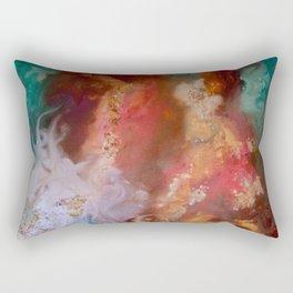 Lagoon Nebula Rectangular Pillow