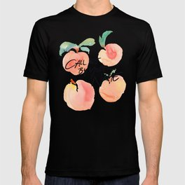 Call Me By Your Name - Peaches T-shirt