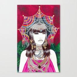 Amazona Canvas Print