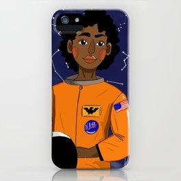 AstroWoman iPhone Case