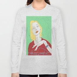Clarice Lispector Long Sleeve T-shirt