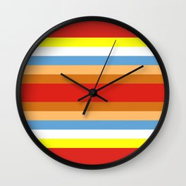 TWEEDLE DEE TWEEDLE DUM Wall Clock