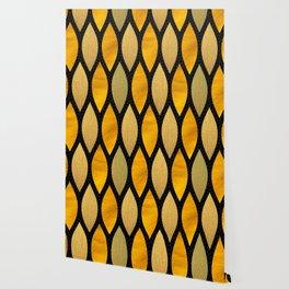Gold Twist Wallpaper