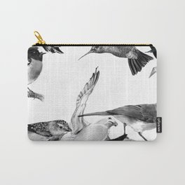 A Volery of Birds Carry-All Pouch