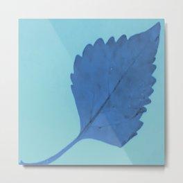 Be Like A Leaf #1 Metal Print