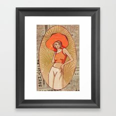 Rivera Framed Art Print