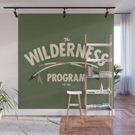 The Wilderness Program Wall Mural